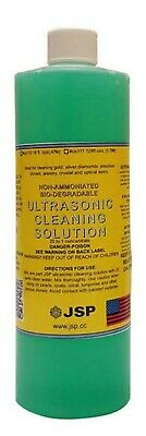 Jewelry Cleaner & Ultrasonic Cleaning Solution Concentrate  USA Non Ammoniated