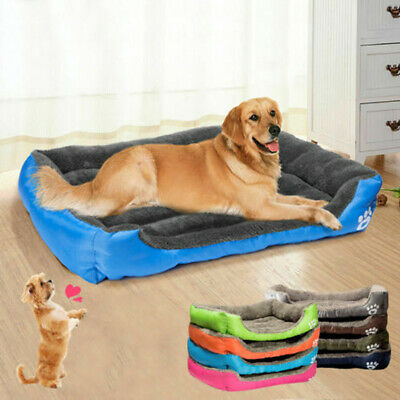 Pet Dog Bed Orthopedic Large Dog Beds House Nest Kennel For Dogs Puppy Supply