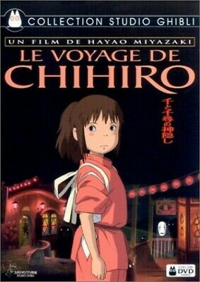 Collection Studio Ghibli Le Voyage De Chihiro - DVD  9LVG The Cheap Fast Free