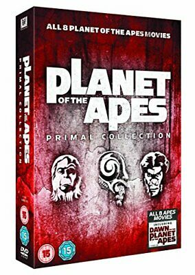 Planet of the Apes - Primal Collection [DVD] [2014] - DVD  CWLN The Cheap Fast
