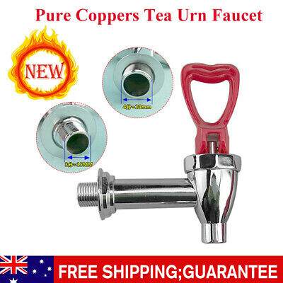 Pure Coppers Tea Urn Faucet / Hot Water Faucet / Drink Dispenser Faucet HOT&NEW!