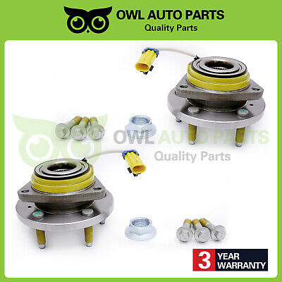1 Pair 513121 Front Wheel Hub Bearing Assembly Fit Pontiac Grand GMC Chevy Buick