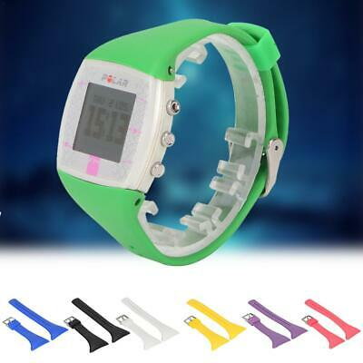 Sport Bracelet Watch Replacement Strap Silicone Wrist Band For POLAR FT4 FT7