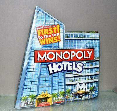 Hasbro Monopoly Hotels Edition Board Game