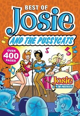 BEST OF JOSIE AND THE PUSSYCATS, Archie Superstars