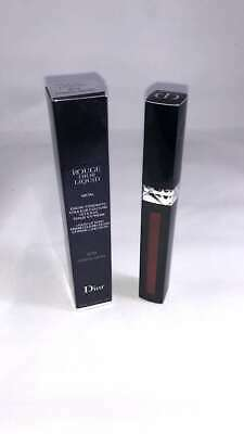 Rouge Dior Liquid #979 POISON METAL SIZE .20 oz/ 6 mL NEW IN BOX 100% AUTHENTIC