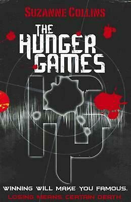 The Hunger Games Trilogy by Suzanne Collins Paperback Book Free Shipping!