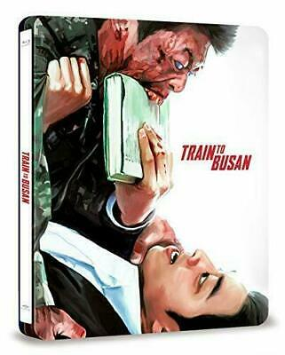 Train to Busan SteelBook (Blu-Ray Limited Edition) FACTORY SEALED