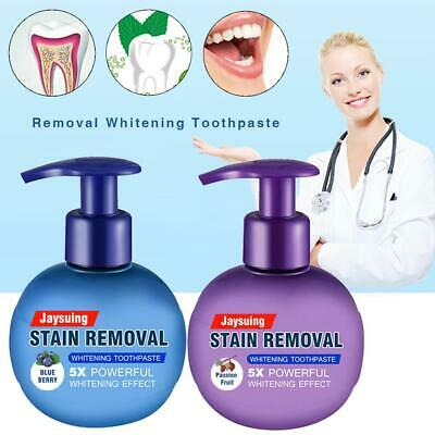Whitening Intensive Stain Removal Toothpaste Fight Bleeding Gums Toothpaste