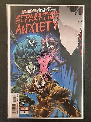 Absolute Carnage Separation Anxiety #1 Marvel NM Comics Book