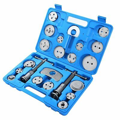 DASBET 22pcs Heavy Duty Disc Brake Caliper Tool Set and Wind Back Kit