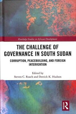 Challenge Of Governance In South Sudan