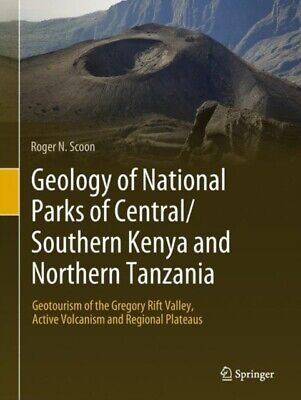 GEOLOGY OF NATIONAL PARKS OF CENTRALSOUT, Scoon, Roger N.
