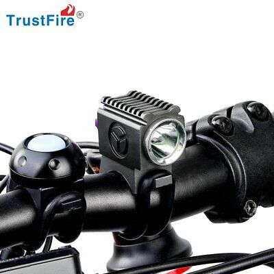 Trustfire TR-D001 Cree XM-L2 Rechargeable MTB Bike Headlight with Remote