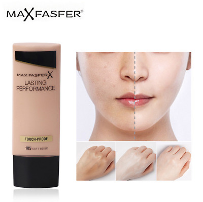 Max Fasfer Lasting Performance Foundation  **CHOOSE YOUR SHADE**NEW