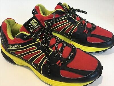 f6e94208d MENS KARRIMOR TEMPO 3 Trail Running Trainers Sneakers Uk9.5/43.5 Run Gym  Fit D30