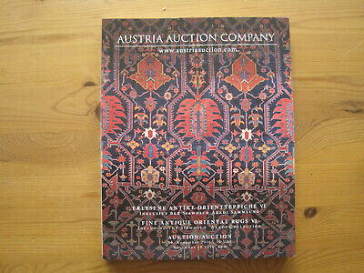 AAC: Fine Antique Oriental Rugs VI including the Siawosch Azadi Collection, 2016