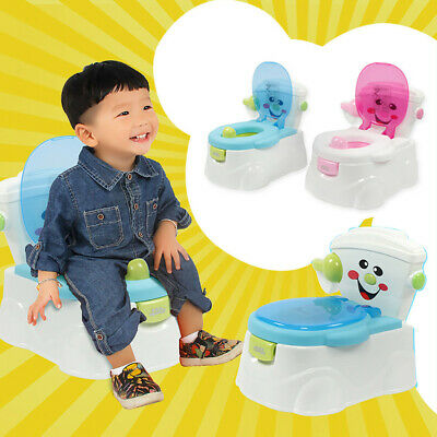 Lovely Cute Potty Chair for Boys and Girls Toddler Potty Training Toilet For Kid