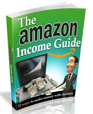 The Amazon Income Guide With Master Resell Rights Free Shipping