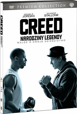 Film Creed: Narodziny Legendy (Dvd) Premium Collection   ____________________