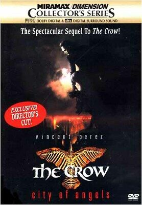 The Crow - City Of Angels (Exclusive Director S Cut) (Ca Version) (Dvd)
