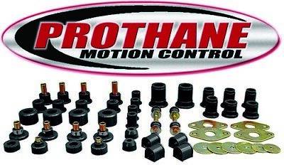 Prothane Complete Suspension Bushing Kit Fits 1989-94 Toyota 4WD Pickup