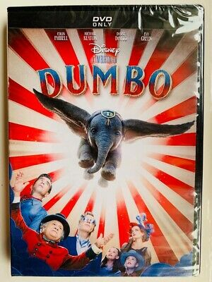 Dumbo 2019 Dvd Movie Uk Compatible