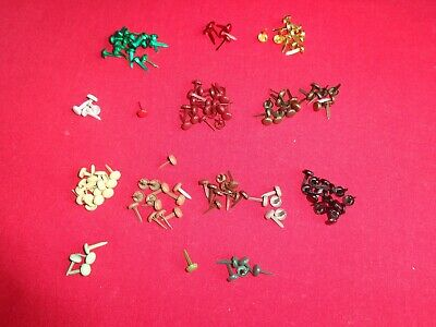 Assorted Brads = 4mm x 144 = 16 Colours