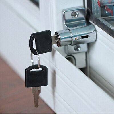 Window Sliding Limit Anti-Theft Lock Zinc Alloy Door And Window Security Lock CB