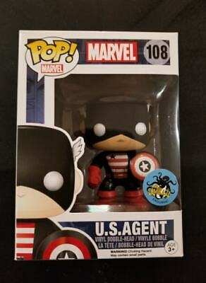 Funko Pop! Marvel – U.S. AGENT 108 (2015 LA Comikaze Convention Exclusive)