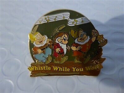 Disney Trading Pins 16666 Magical Musical Moments - Whistle While You Work