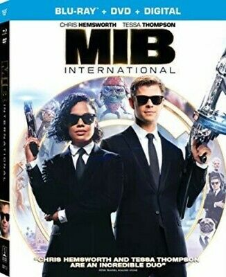 Men in Black: International [New Blu-ray] With DVD, Widescreen, 2 Pack, Ac-3/D