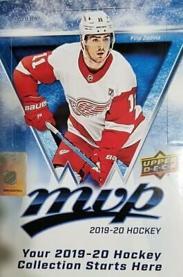 2019-20 Upper Deck MVP ( 2 for 1 for cards 1 to 199) Rookies cards