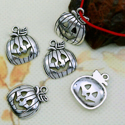 Pack of 10 9x21mm Owl on a Tree Branch Tibetan Silver Spacer Charms Finding Bead
