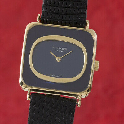 Patek Philippe 18K (0,750) Gold Hand Wound Women's Watch Ref. 4183-1 VP