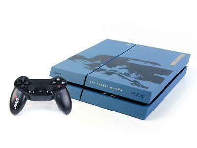 Sony PS4 Console - 1TB - Uncharted 4 Limited Edition senza Gioco - PLAYSTATION 4