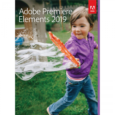 Adobe Premiere Elements 2019 1 PC | oder Mac Vollversion Download 1 Benutzer DE