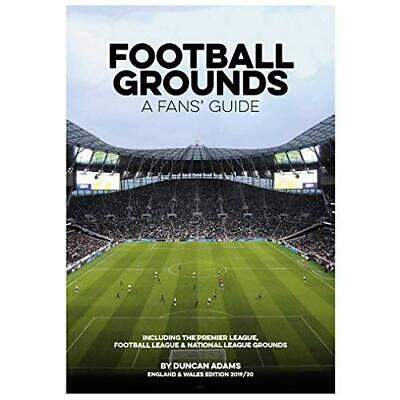 Football Grounds - A Fans'­ Guide England and Wales Edi - Paperback / softback N