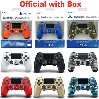 Official Sony Ps4 Dualshock 4 Wireless Controller - New & Sealed - Free Uk Ship