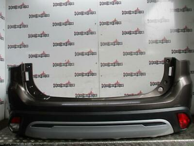 MITSUBISHI OUTLANDER REAR Bumper - £65 00 | PicClick UK