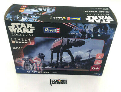 Star Wars Rogue One - At-Act Walker - Revell - New Sealed