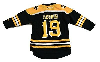new product 2a036 d3af8 REEBOK PREMIER NHL Jersey Boston Bruins Tyler Seguin Black ...