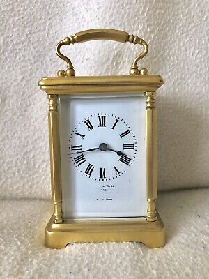 Antique Carriage Clock , Mappin & Webb