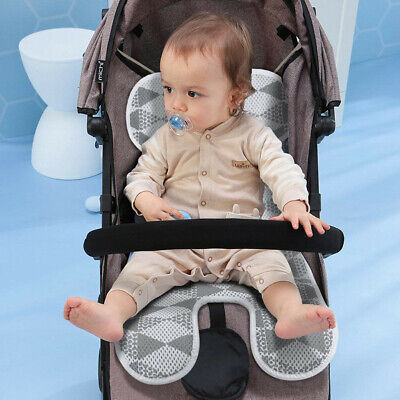 Newborn Baby Child Mesh Breathable Cushion Universal Stroller Seat Cover Mat Pad