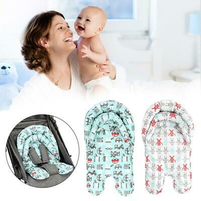 Infant Baby Cushion Car Liner Pillow Pram Seat Stroller Head Support Pad 64EX