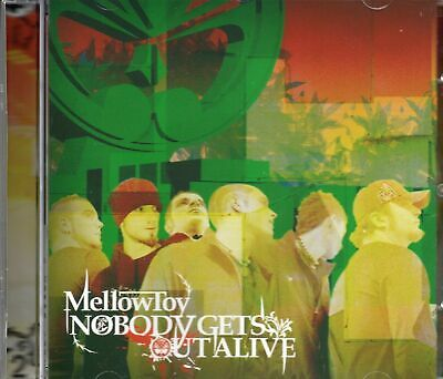 Mellowtoy - Nobody Gets Out Alive (2006 CD) New
