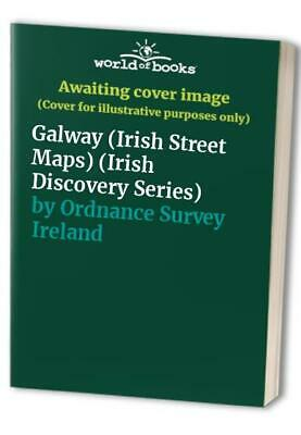 Galway (Irish Street Maps) (Irish D... by Ordnance Survey Irel Sheet map, folded