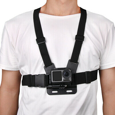Chest Strap Holder Mount Belt Sling  for OSMO Gopro Sport camera