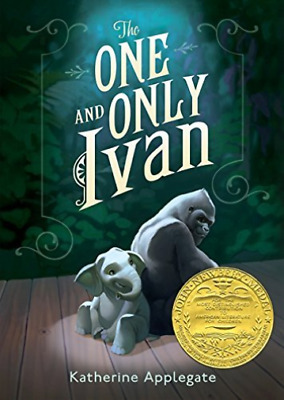 Applegate Katherine-The One And Only Ivan HBOOK NEW