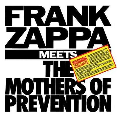 Frank Zappa (1940-1993) - Frank Zappa Meets The Mothers Of Prevention (Musik-CD)